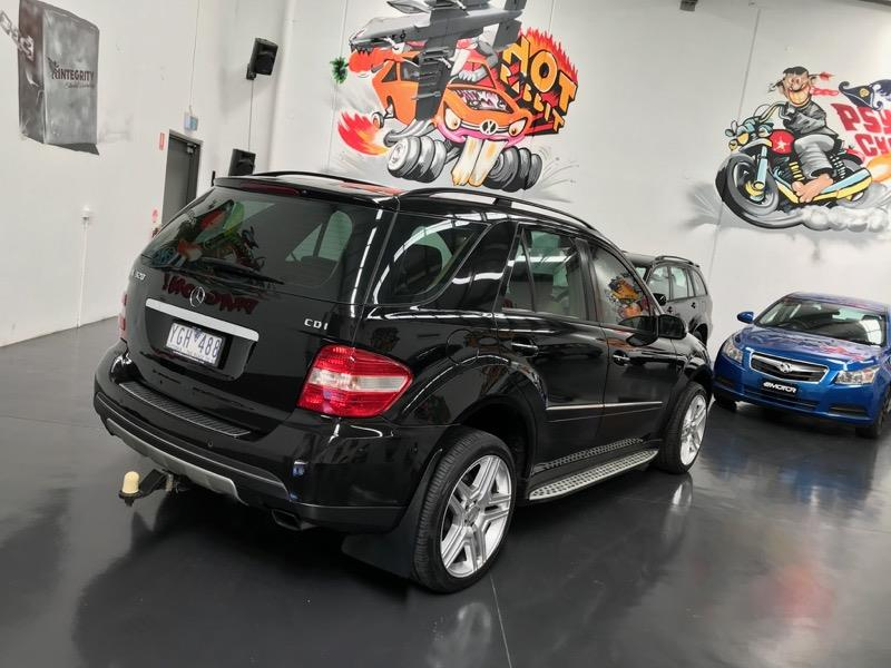 Turbo Diesel Mercedes Benz Ml Used Cars Melbourne