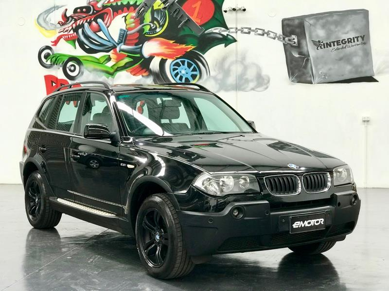 2006 Bmw 4x4 X3 For Sale Emotor Stock Used Cars Melbourne